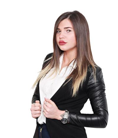 אנה גונטה- מנהלת קשרי דיירים
