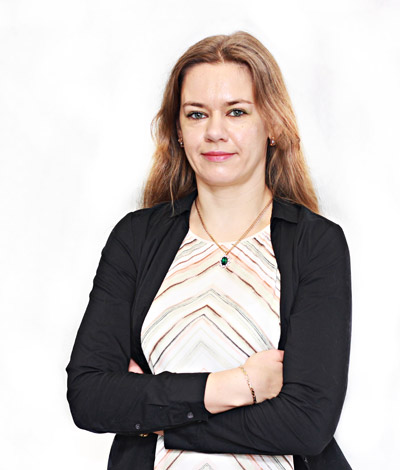 טניה יוסילביץ'- מנהלת פרויקטים
