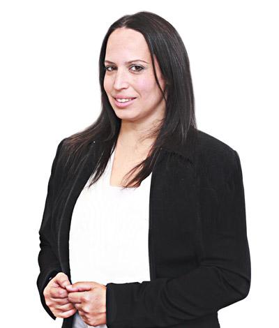 """הילה גרבלסקי, רו""""ח- מנהלת מחלקת כספים ובקרה"""